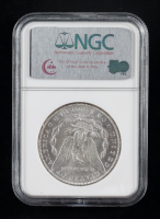 1885-O Morgan Silver Dollar - Great Montana Collection (NGC MS63) at PristineAuction.com