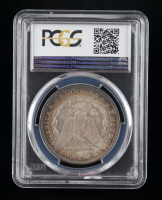 1883 Morgan Silver Dollar (PCGS MS63) (Toned) at PristineAuction.com