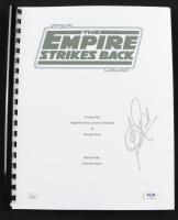 "Clive Revill Signed ""The Empire Strikes Back"" Movie Script (JSA COA & PSA Hologram) at PristineAuction.com"