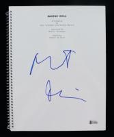 "Robert De Niro Signed ""Raging Bull"" Movie Script (Beckett COA) at PristineAuction.com"