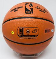 "Jayson Tatum Signed NBA Game Ball Series Basketball Inscribed ""Go Celtics"" (Fanatics Hologram) at PristineAuction.com"