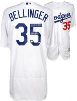 """Cody Bellinger Signed Dodgers Jersey Inscribed """"2017 NL ROY"""" (Fanatics Hologram & MLB Hologram) at PristineAuction.com"""