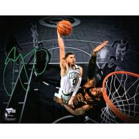 "Jayson Tatum Signed Celtics ""Dunk"" 11x14 Photo (Fanatics Hologram) at PristineAuction.com"