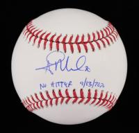 "Alec Mills Signed OML Baseball Inscribed ""No Hitter 9/13/2020"" (Beckett COA) at PristineAuction.com"