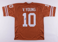 Vince Young Signed Jersey (TriStar Hologram) at PristineAuction.com