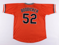 Mike Boddicker Signed Jersey (RSA Hologram) at PristineAuction.com