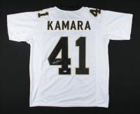 Alvin Kamara Signed Jersey (Beckett COA) (See Description) at PristineAuction.com
