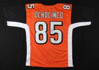 "Chad ""Ochocinco"" Johnson Signed Jersey (PSA Hologram) at PristineAuction.com"