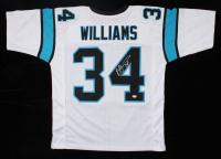DeAngelo Williams Signed Jersey (PSA Hologram) (See Description) at PristineAuction.com