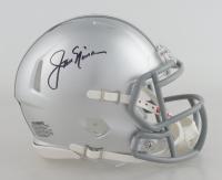Jack Nicklaus Signed Ohio State Buckeyes Speed Mini Helmet (JSA ALOA) at PristineAuction.com
