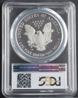 2005-W American Silver Eagle $1 One Dollar Coin (PCGS PR70 Deep Cameo) at PristineAuction.com