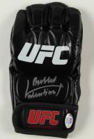 "Valentina Shevchenko Signed UFC Glove Inscribed ""Bullet"" (PSA COA) at PristineAuction.com"