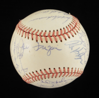 1976 Mets ONL Baseball Team-Signed by (27) with Tom Seaver, Joe Torre (Beckett LOA & Marshall LOA) at PristineAuction.com