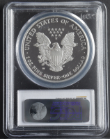 2007-W American Silver Eagle $1 One Dollar Coin (PCGS PR70 Deep Cameo) at PristineAuction.com