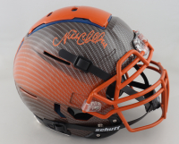 Nick Chubb Signed Full-Size Authentic On-Field Hydro-Dipped Helmet (Beckett COA) at PristineAuction.com