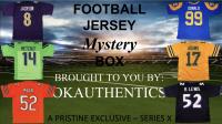 OKAUTHENTICS Football Jersey Mystery Box - Series X at PristineAuction.com
