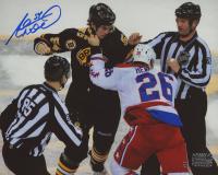 Adam McQuaid Signed Bruins 8x10 Photo (McQuaid COA) at PristineAuction.com