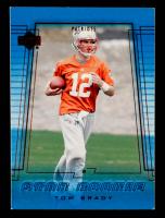 Tom Brady 2000 Upper Deck #254 RC at PristineAuction.com
