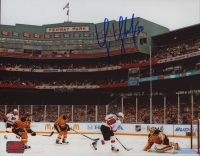 Tim Thomas Signed 8x10 Photo (Your Sports Memorabilia Store COA) at PristineAuction.com