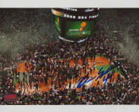 Brian Scalabrine Signed Celtics 8x10 Photo (YSMS COA) at PristineAuction.com