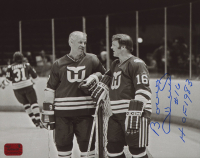 "Bobby Hull Signed Team Canada 8x10 Photo Inscribed ""HOF 1983"" (Hull COA) at PristineAuction.com"