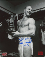 Bobby Hull Signed Blackhawks 8x10 Photo (Hull COA) at PristineAuction.com
