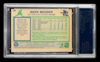 Mark Messier Signed 1983-84 O-Pee-Chee #39 (PSA Encapsulated) at PristineAuction.com