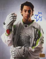 Johnny Gaudreau Signed All-Stars 8x10 Photo (Gaudreau COA) at PristineAuction.com