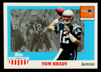 Tom Brady 2003 Topps All American #41 at PristineAuction.com