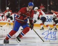 John Scott Signed Canadiens 8x10 Photo (Scott COA) at PristineAuction.com