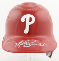 Mike Schmidt Signed Phillies Authentic Rawlings Full-Size Batting Helmet (Radtke Hologram) at PristineAuction.com