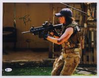 "Megan Fox Signed ""Rogue"" 11x14 Photo (Beckett COA) at PristineAuction.com"