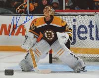 Tuukka Rask Signed Bruins 8x10 Photo (Rask COA) at PristineAuction.com