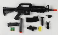 "Jon Bernthal Signed ""Punisher"" Replica Assault Rifle Airsoft Gun (Radtke COA) at PristineAuction.com"