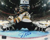 Tuukka Rask Signed Bruins 8x10 Photo (Rask COA & YSMS Hologram) at PristineAuction.com