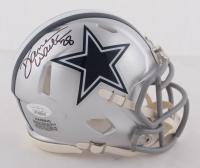 Darren Woodson Signed Cowboys Speed Mini Helmet (JSA COA) at PristineAuction.com