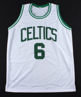 Bill Russell Signed Jersey (Hollywood Collectibles COA) at PristineAuction.com