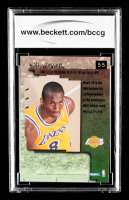 Kobe Bryant 1996-97 SkyBox Premium #55 RC (BCCG 9) at PristineAuction.com