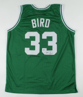 Larry Bird Signed Jersey (Beckett COA) (See Description) at PristineAuction.com