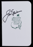 Jack Nicklaus Signed Augusta National Golf Club Score Card (JSA COA) (See Description) at PristineAuction.com