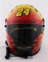 "Jeff Gordon Signed NASCAR ""24Ever"" Career Highlight Full-Size Helmet (Gordon Hologram) at PristineAuction.com"
