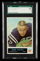Bob Vogel 1965 Philadelphia #13 (SGC 9) at PristineAuction.com