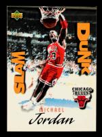 Michael Jordan 1997 Upper Deck Nestle Slam Dunk #22 at PristineAuction.com