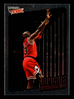 Michael Jordan 1999-00 Ultimate Victory #107 GH at PristineAuction.com