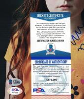 "Emma Kenney Signed ""Shameless"" 8x10 Photo (Beckett COA & PSA COA) at PristineAuction.com"