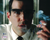 """Zachary Quinto Signed """"American Horror Story"""" 8x10 Photo (Beckett COA) at PristineAuction.com"""