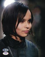 "Zoe Kravitz Signed ""Divergent"" 8x10 Photo (Beckett COA) at PristineAuction.com"
