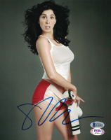 Sarah Silverman Signed 8x10 Photo (Beckett COA & PSA COA) at PristineAuction.com