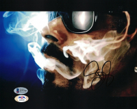 Snoop Dogg Signed 8x10 Photo (Beckett COA) at PristineAuction.com