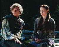 "Finn Jones Signed ""Game of Thrones"" 8x10 Photo (Beckett COA) at PristineAuction.com"